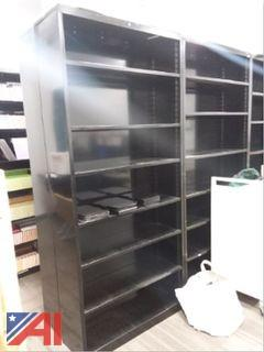 Tennsco Shelving Units