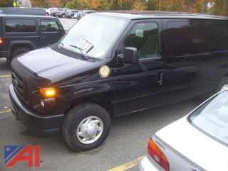 2008 Ford E250 Van