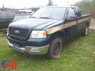 2004 Ford F150 Pickup Truck