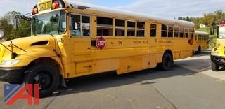 2007 International 3000 Wheelchair School Bus