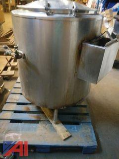 Groen 30 Gallon SS Steam Kettle