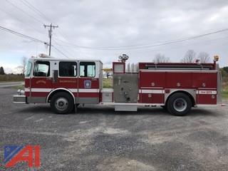 1989 Spartan E-One Fire Pumper