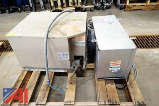 Heatcraft Refrigeration Compressor with Fan