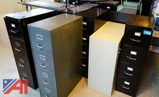File Cabinets & Desks