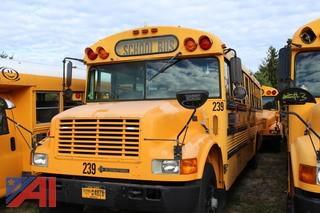 1998 International 3800 School Bus (Part Only)