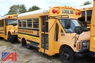 2002 GMC Savana 3500 Mini School Bus (Parts Only)