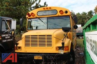 1995 International 3800 School Bus (Part Only)
