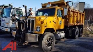 1987 International 2554 Dump Truck