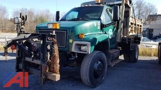 2005 Chevy C8C042 Dump Truck