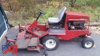 "Toro Groundsmaster 325-D 72"" Riding Mower"
