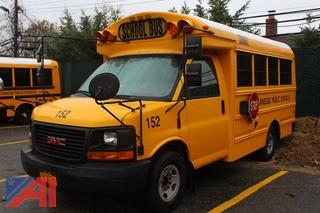 2007 GMC Savana G3500 Mini School Bus