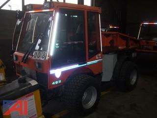 2004 Holder 524 Tractor