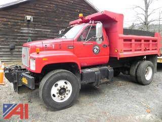2001 GMC C8500 C7H042 Dump