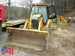 2005 Caterpillar 416D Backhoe