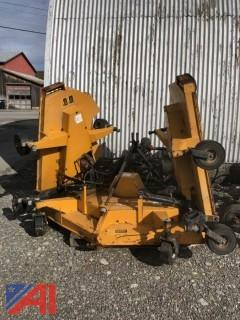 M14 14' Trackless Rotary Mower