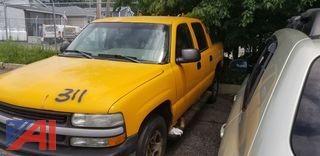2001 Chevrolet 1500 Suburban