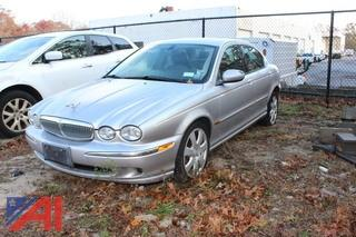 2005 Jaguar X Type Sedan