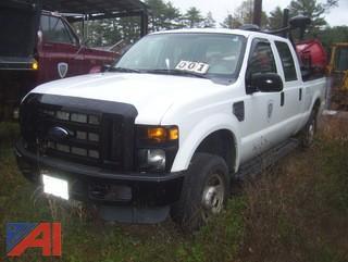 2008 Ford F250 Pickup