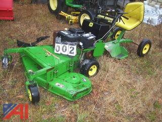 John Deere GS75 Mower