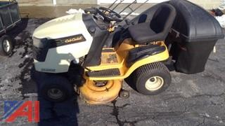 Push Lawn Mowers and Riding Lawn Mower