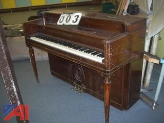 Norris Upright Piano