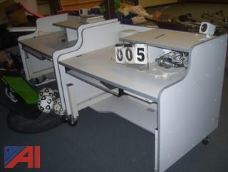Rolling Computer Desks