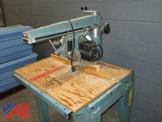Dewalt Radial Arm Saw 10""