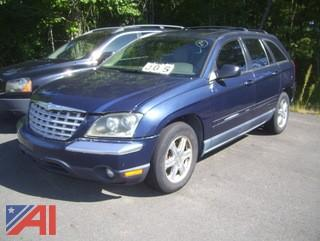 2004 Chrysler Pacifica 4 Door
