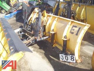 Fisher 8' HD Minute Mount Plow