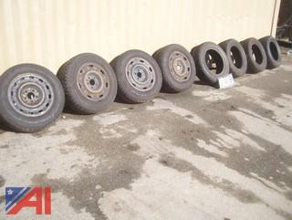Ford Crown Victoria Snow Tires