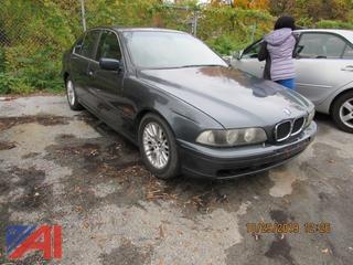 2001 BMW 530i 4 Door