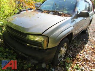 2005 Chevy Trailblazer LS SUV