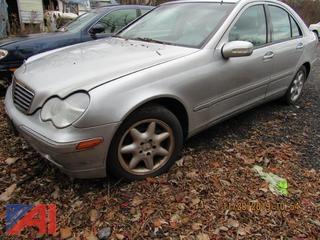 2001 Mercedes-Benz C240 4 Door