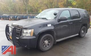 **UPDATED** (#22) 2013 Chevy Tahoe SUV/Police Vehicle