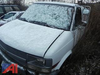 (#9) 1996 Chevy Astro Van