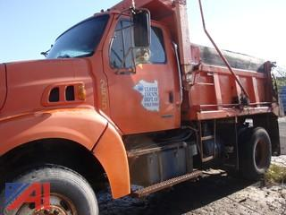 (2550) 2002 Sterling L9500 Dump Truck