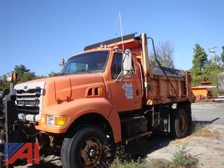 (2560) 2002 Sterling L9511 Dump Truck