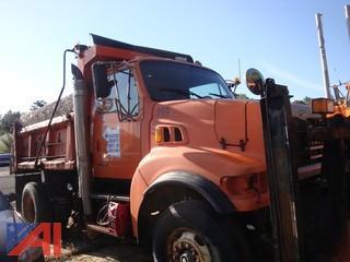 (2590) 2004 Sterling L9511 Dump Truck
