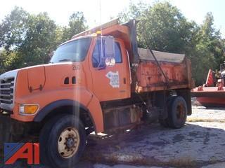(2600) 2004 Sterling L9511 Dump Truck