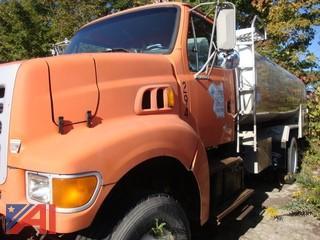(2940) 2002 Sterling L9511 Tanker Truck