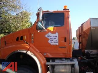 (4500) 2009 Sterling L9500 Truck with Wing and Sander