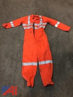 Bulwark Flame Retardant Full Body Suits