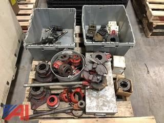 Rigid Manual Pipe Threaders