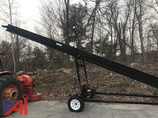 American CLS Fire Wood Conveyor