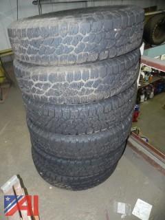 (#5) Goodyear Wrangler Trailrunner AT Tires