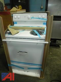 """(#15) Hot Point RB525DH 30"""" Electric Range"""