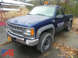 (#3) 1998 Chevy C/K 2500 Pickup Truck