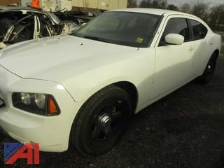 2010 Dodge Charger 4 Door/Police