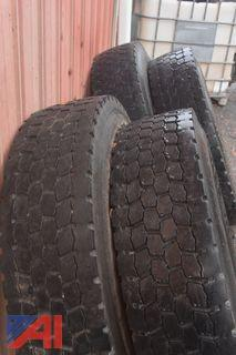 12R22.5 Used Tires
