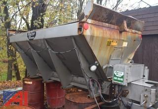 2006 9' Smith stainless Steel Electric Spreader